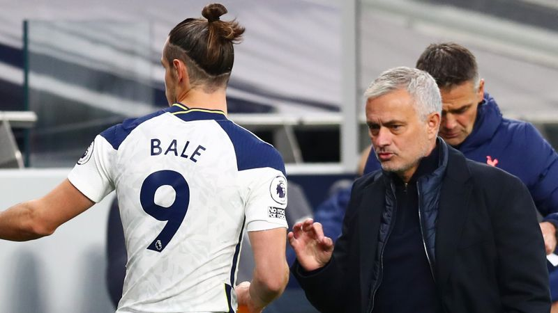 Bale Instagram post at odds with reality, fumes Mourinho