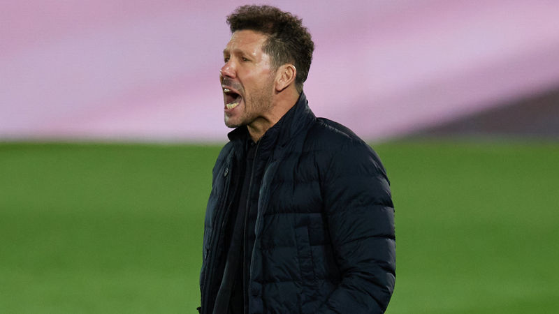 Simeone has 'no problem' with Atletico's Chelsea clash being moved