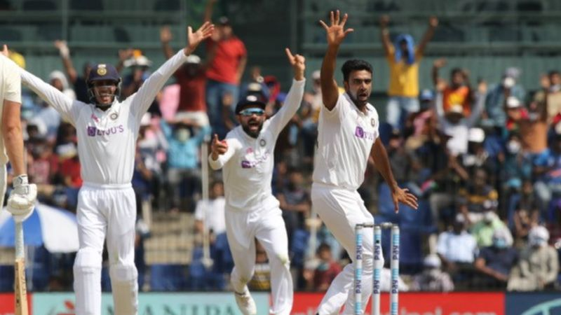 Brilliant Ashwin puts India in command of second Test