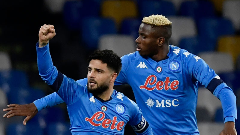 Napoli 1-0 Juventus: Insigne penalty eases pressure on Gattuso