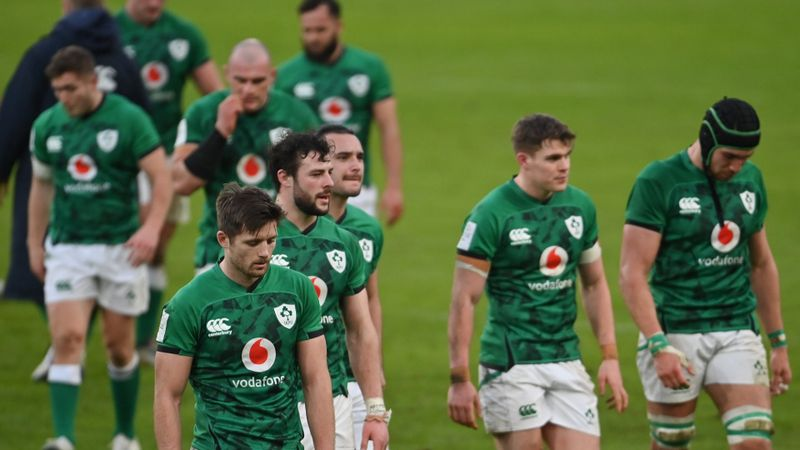 Six Nations 2021: Ireland hurting physically and mentally after France loss - Farrell