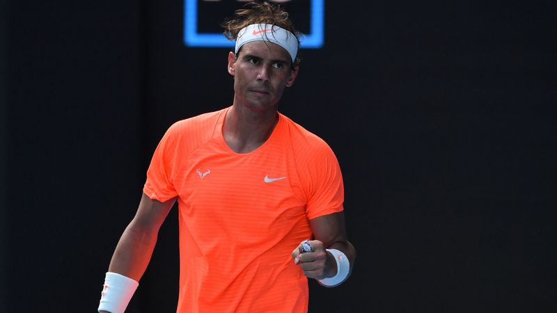 Australian Open: Nadal not 'obsessed' in grand slam pursuit