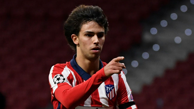 Joao Felix back in contention after coronavirus recovery, confirms Simeone
