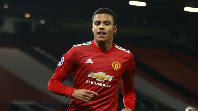 Mason Greenwood signs new Manchester United deal