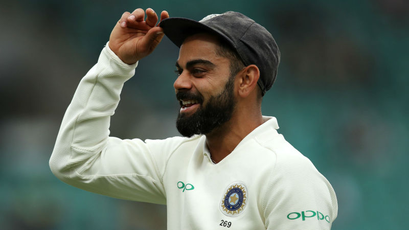 Kohli: India were 'perfect' but must watch out for England response
