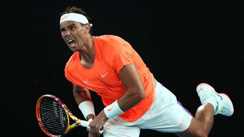 Australian Open: Nadal stunned by spirited Tsitsipas in quarter-final collapse