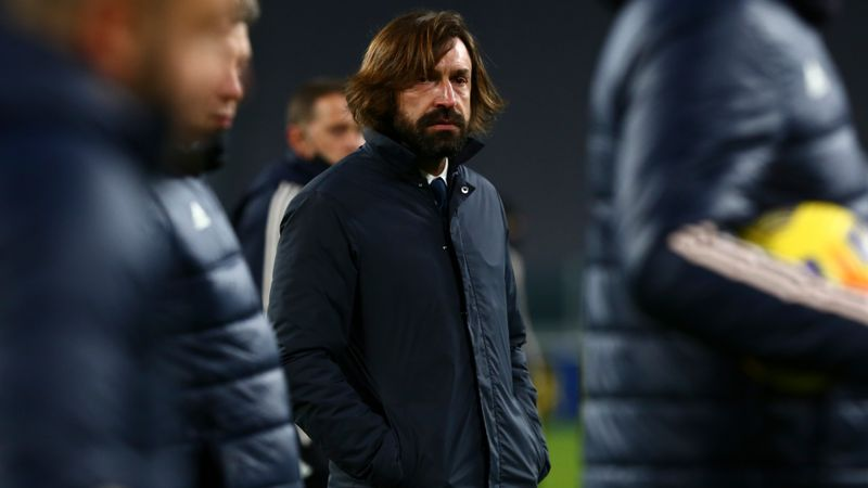 Juventus can win everything under 'fun' Pirlo, insists Vieri
