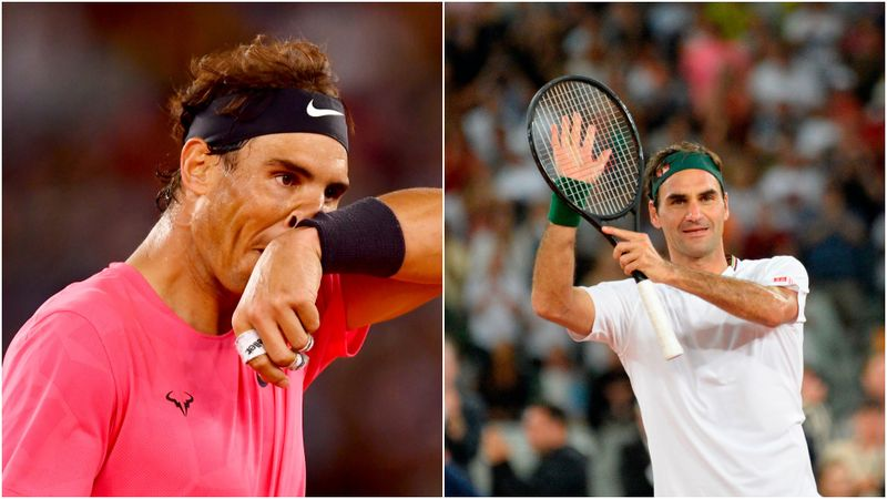 Federer targets Doha return as Nadal suffers pre-Australian Open injury scare