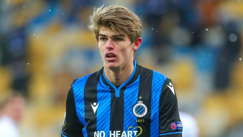 Milan-linked De Ketelaere dreams of leaving Brugge for 'foreign adventure'