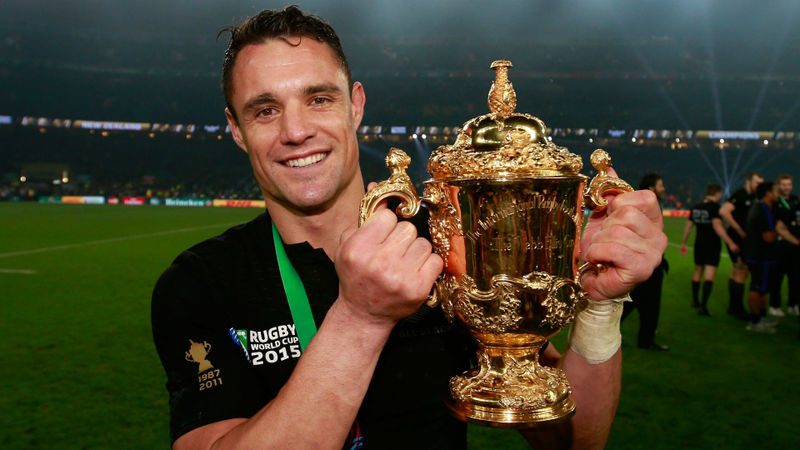 Dan Carter hailed as an 'icon' and one of the greats after announcing retirement