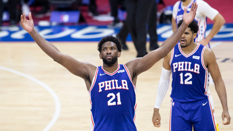 It wasn't a one-man effort – Embiid praises 76ers team-mates after 50-point haul