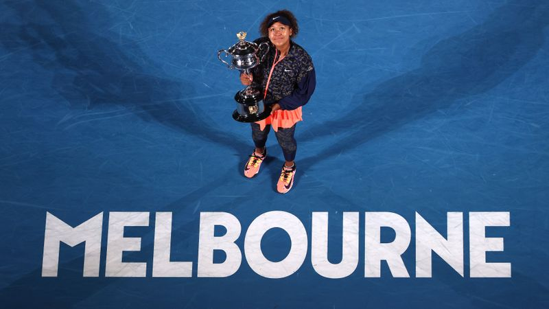 Australian Open: Osaka already eyeing fifth slam after Melbourne triumph