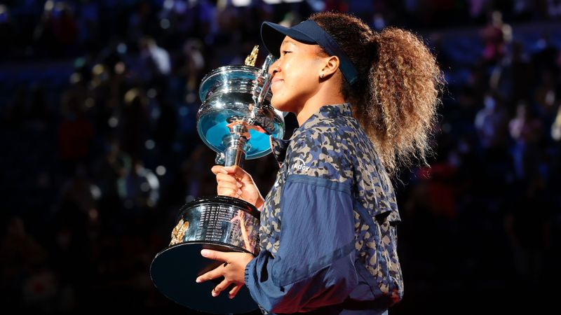 Australian Open: Softly spoken Osaka now a ruthless machine