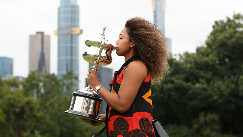 Australian Open: 'I'm not like LeBron James' – champion Osaka still feels unrecognised