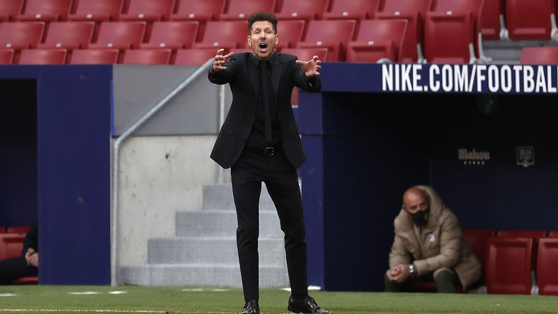 Simeone offers no excuses after Atletico suffer Levante defeat