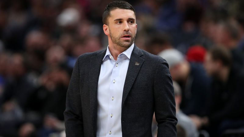 Timberwolves fire head coach Ryan Saunders