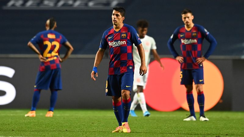 Suarez: Barcelona told me I could no longer play at top level