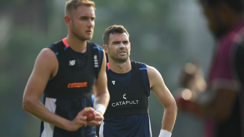 Root hints England could pick Anderson and Broad for day-night Test