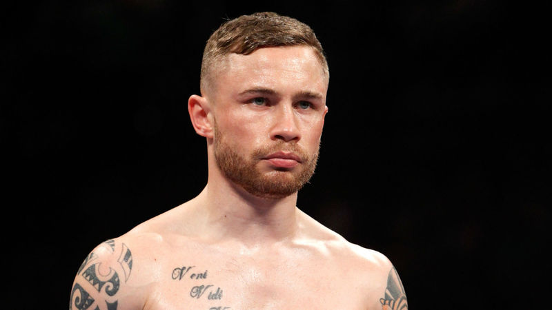 Frampton gets new date for shot at Herring, April 3 in Dubai