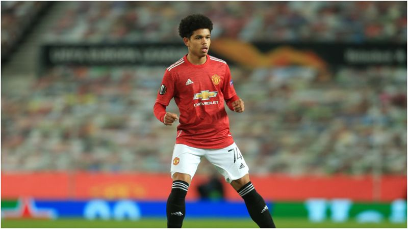 Solskjaer predicts bright future for history-maker Shoretire