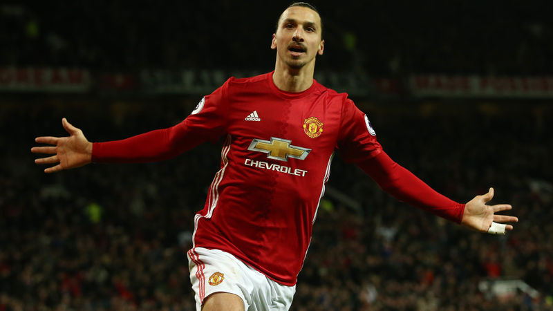 Zlat'll do nicely! Solskjaer 'so impressed' as Ibrahimovic gets set for Man Utd reunion
