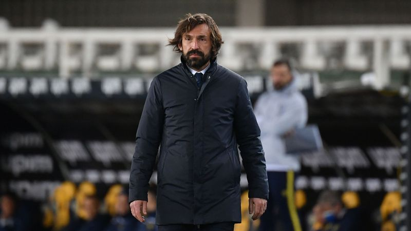 Juventus were missing leaders in Verona draw – Pirlo
