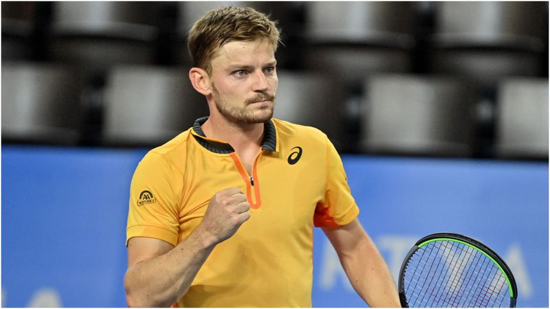Goffin marches on in Montpellier as Popyrin springs a Singapore surprise