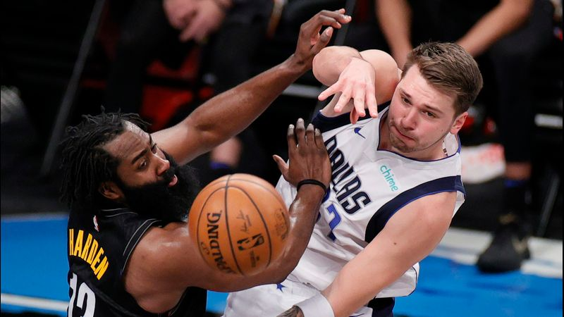 Mavs snap Nets' eight-game winning streak, Embiid scores 42 but 76ers lose in OT