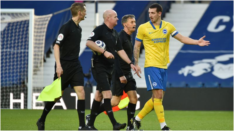 Brighton hurt by 'horrendous decision' as they pay the penalty at West Brom