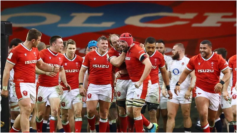 Six Nations 2021: Wales did not rely on luck in England victory, says Pivac