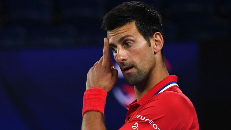 Australian Open draw: Djokovic faces tough title defence, Serena continues record-equalling bid
