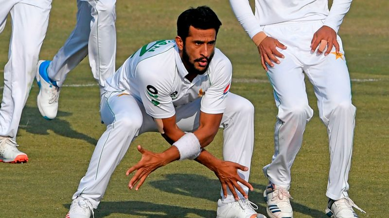 Hasan strikes to leave South Africa struggling again despite Nortje haul