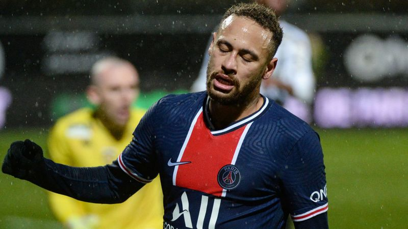 Neymar a doubt for Classique after PSG star misses training through illness