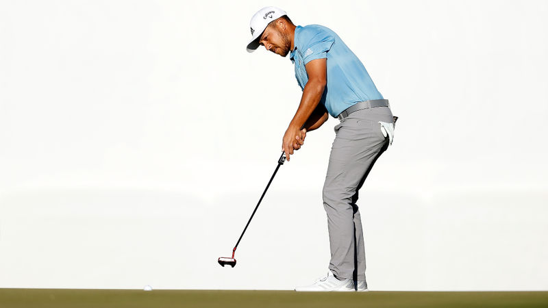Schauffele produces fast finish to lead Phoenix Open, Spieth in contention