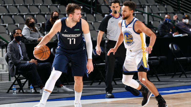 Curry dazzles in 57-point display but Doncic and Mavs win thriller, Jokic posts career-high 50