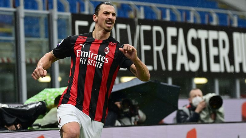 Milan superstar Ibrahimovic hits 500th club goal