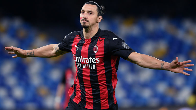 Ibrahimovic happy to extend Milan contract, suggests Maldini