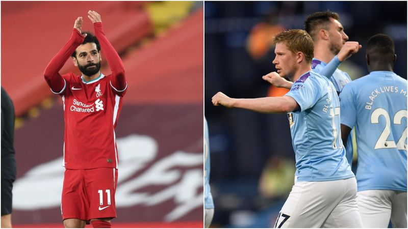 De Bruyne delivers, Fernandes hauls Man Utd up and Salah stars for the champions – Premier League review 2020