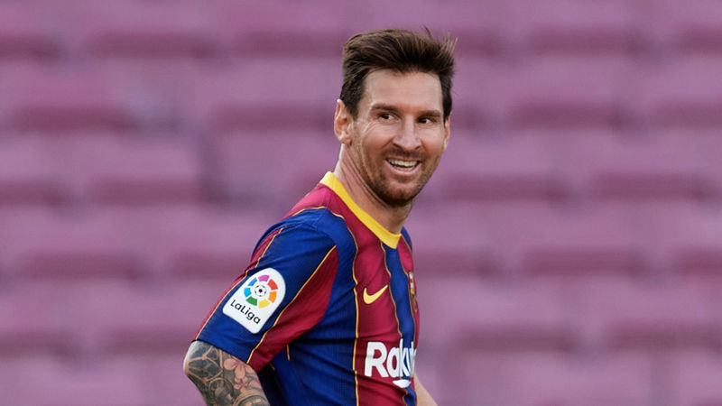 Messi talk shunned as Guardiola reveal's Man City's secret captain