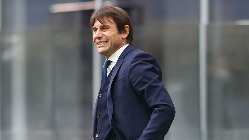Conte puzzled by first-half issues for Inter
