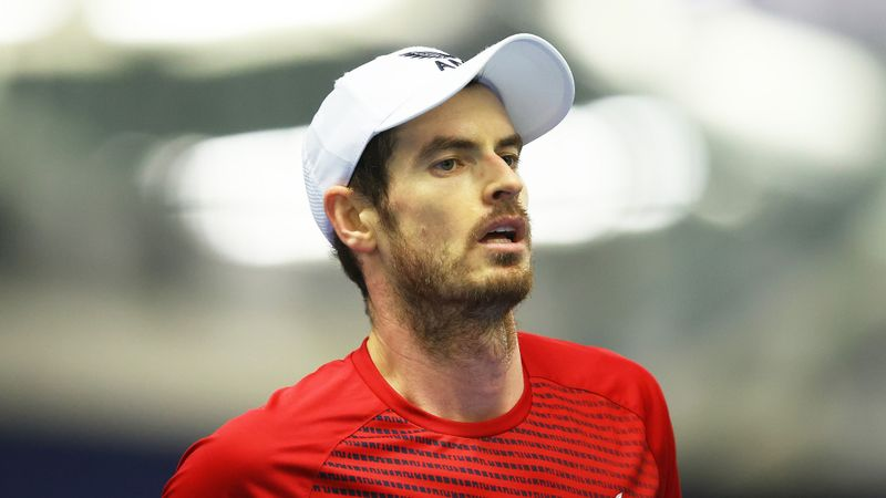 Murray in doubt for Australian Open after positive COVID-19 test