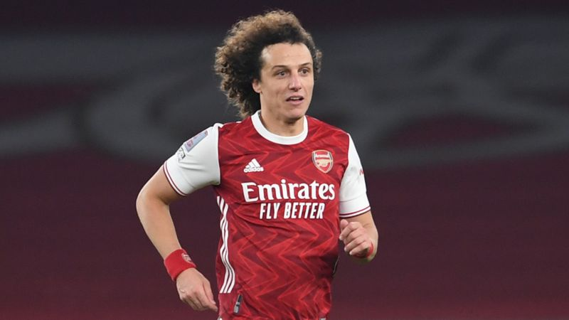 David Luiz could earn new Arsenal contract - Arteta