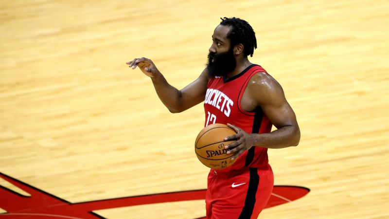 Nets complete James Harden trade