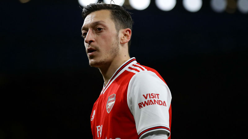 Arteta: Nothing concrete yet regarding Ozil amid Fenerbahce links