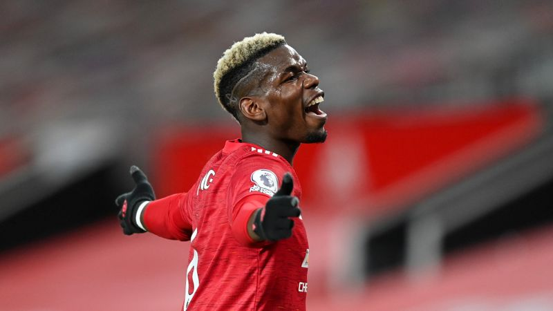 In-demand Pogba praises Man Utd title rivals: Premier League obviously the best in the world