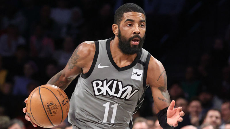 Irving facing huge party penalty as NBA clamps down on Nets star