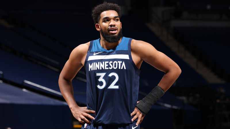 Karl-Anthony Towns tests positive for coronavirus as 'nightmare' continues