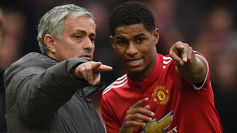 Mourinho on Rashford penalty debate: Check the stats!