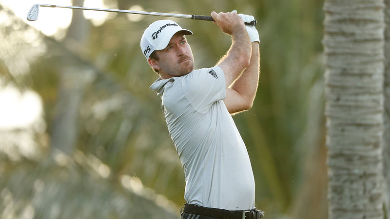 Taylor pushes ahead at halfway mark of Sony Open in Hawaii