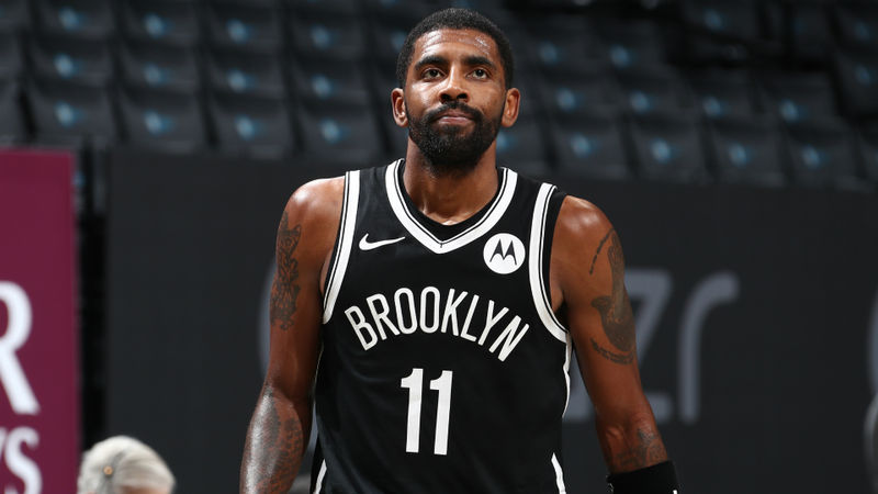 Kyrie Irving questionable ahead of possible Nets return